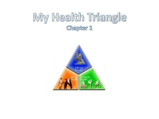 My Health Triangle Chapter 1