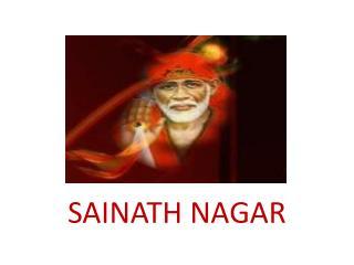 SAINATH NAGAR