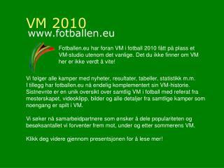 VM 2010