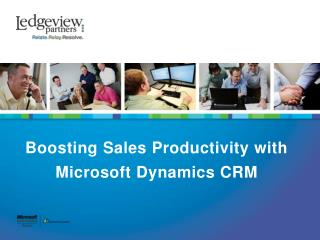 Boosting Sales Productivity with Microsoft Dynamics CRM