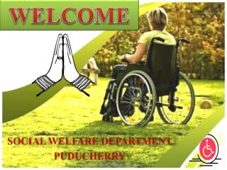SOCIAL WELFARE DEPARTMENT  PUDUCHERRY