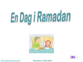 En Dag i Ramadan