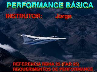 INSTRUTOR:        Jorge