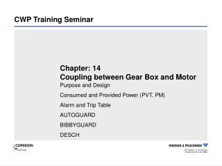 CWP Training Seminar