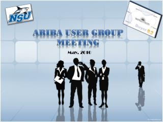 Ariba  user group meeting