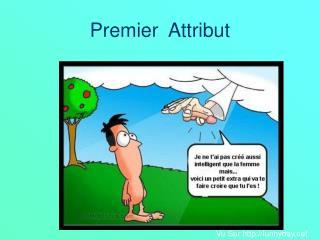 Premier  Attribut