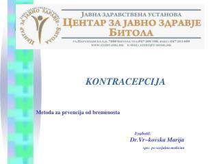 Centar za javno zdravje Bitola