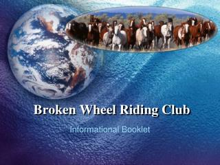 Broken Wheel Riding Club