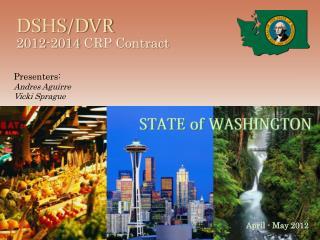 DSHS/DVR