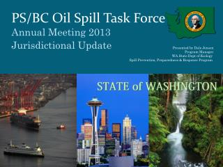 PS/BC Oil Spill Task Force