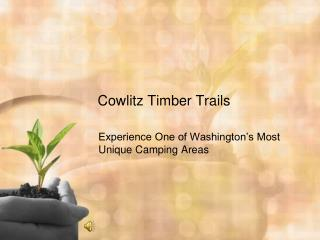 Cowlitz Timber Trails