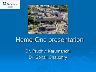 Heme-Onc presentation