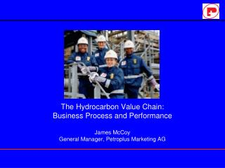 The Hydrocarbon Value Chain
