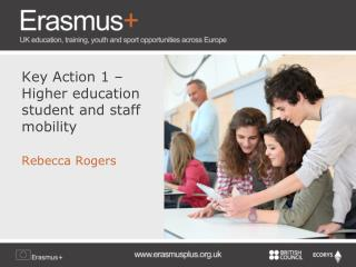 Key Action 1 – Higher education student and staff mobility