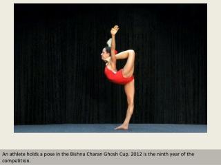 Bishnu Charan Ghosh Cup Yoga competition