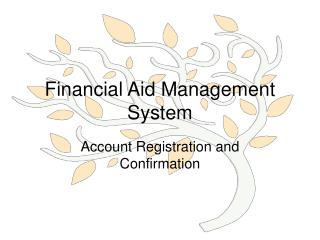 Financial Aid Management System