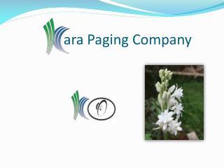 ara Paging Company
