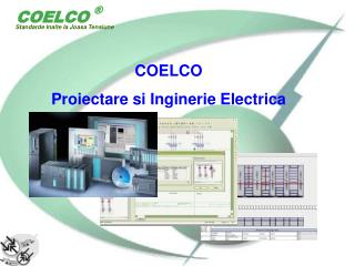 COELCO Proiectare si Inginerie Electrica