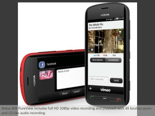 Nokia launches 808 PureView for Rs 33899