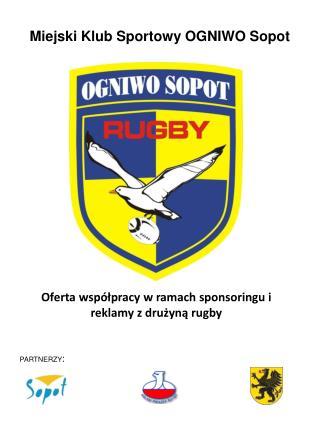 Miejski Klub Sportowy OGNIWO Sopot