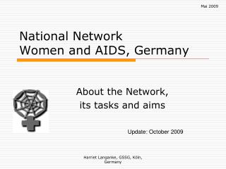National Network  Women and AIDS, Germany