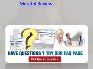 Meratol Review