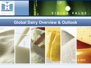 Global Dairy Overview & Outlook