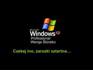 Wersja Śl ů nsko
