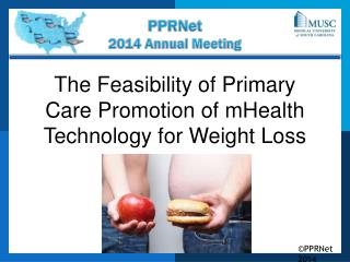 The Feasibility of Primary Care Promotion of mHealth Technology for Weight Loss