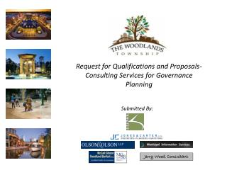 Request for Qualifications and Proposals- Consulting Services for Governance Planning