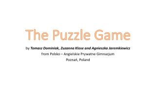 The Puzzle Game