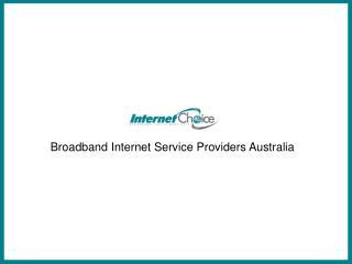 Compare ADSL