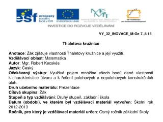 VY_32_INOVACE_M-Ge 7.,8.15