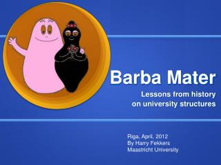 Barba Mater