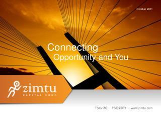 TSXv: ZC  /   FSE: ZCT1  /   zimtu