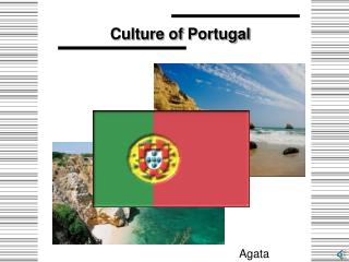 Culture of Portugal
