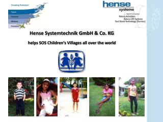 helps SOS Children's Villages all over the world