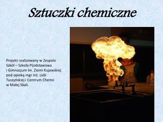 Sztuczki chemiczne