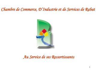 Chambre de Commerce, D'Industrie et de Services de Rabat