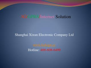 Shanghai  Xixun  Electronic Company Ltd ledsign Hotline:  400-608-6499