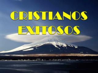CRISTIANOS EXITOSOS