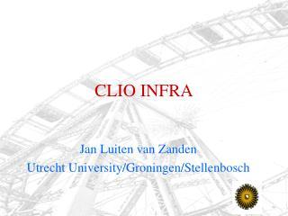 CLIO INFRA