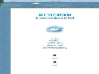 KEY TO FREEDOM Der erfolgreiche Weg aus der Sucht
