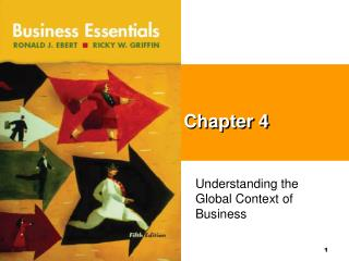Business Essentials 5e. - Ebert and Griffin