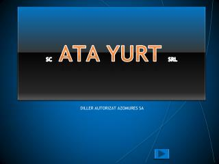 SC  ATA YURT  SRL