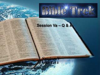Session V Part  3  of  3