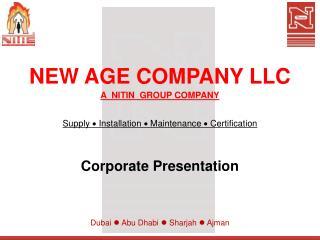 NEW AGE COMPANY LLC