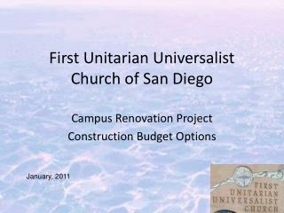 First Unitarian Universalist Church of San Diego
