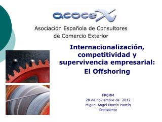 Asociación Española de Consultores  de Comercio Exterior