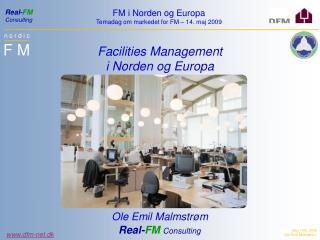 Facilities Management i Norden og Europa